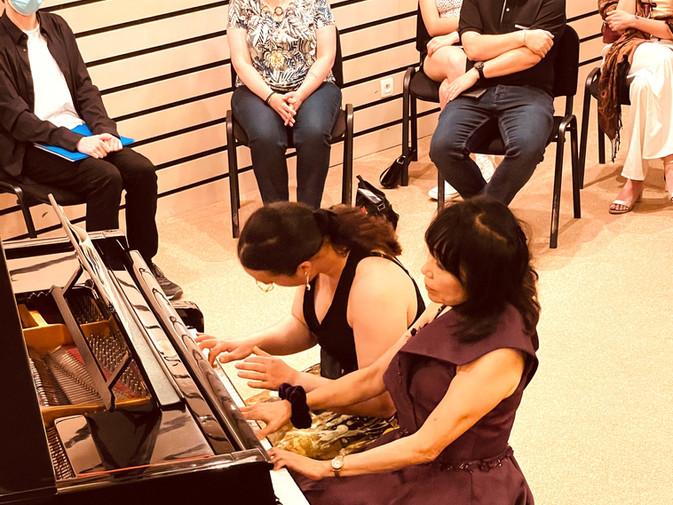 ECOLE INTERNATIONALE DE PIANO À PARIS FRANCE
