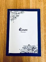 Azure Cover Menu