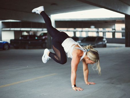 Full Body Workout: All you need is YOU!