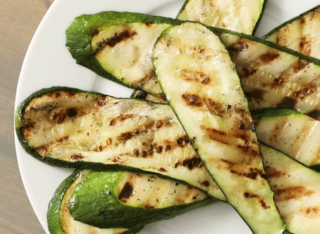 Grilled Zucchini & Squash Done Right