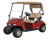EZ-GO Golf Cart Freedom Shuttle southwest michigan