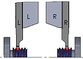 Indexable  inserts threading
