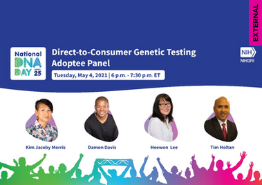 NHGRI - Genetic Ancestry Testing, Identity and the Adoptee Perspective