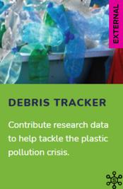 Citizen Science: Debris Tracker