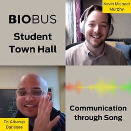 Student Town Hall: Communication through Song