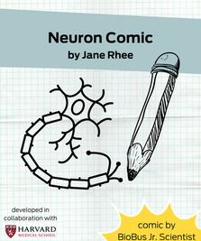 Intern Work: Neuron Comic