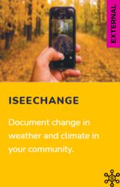 Citizen Science: ISeeChange