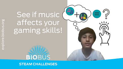 See if music affects your gaming skills!
