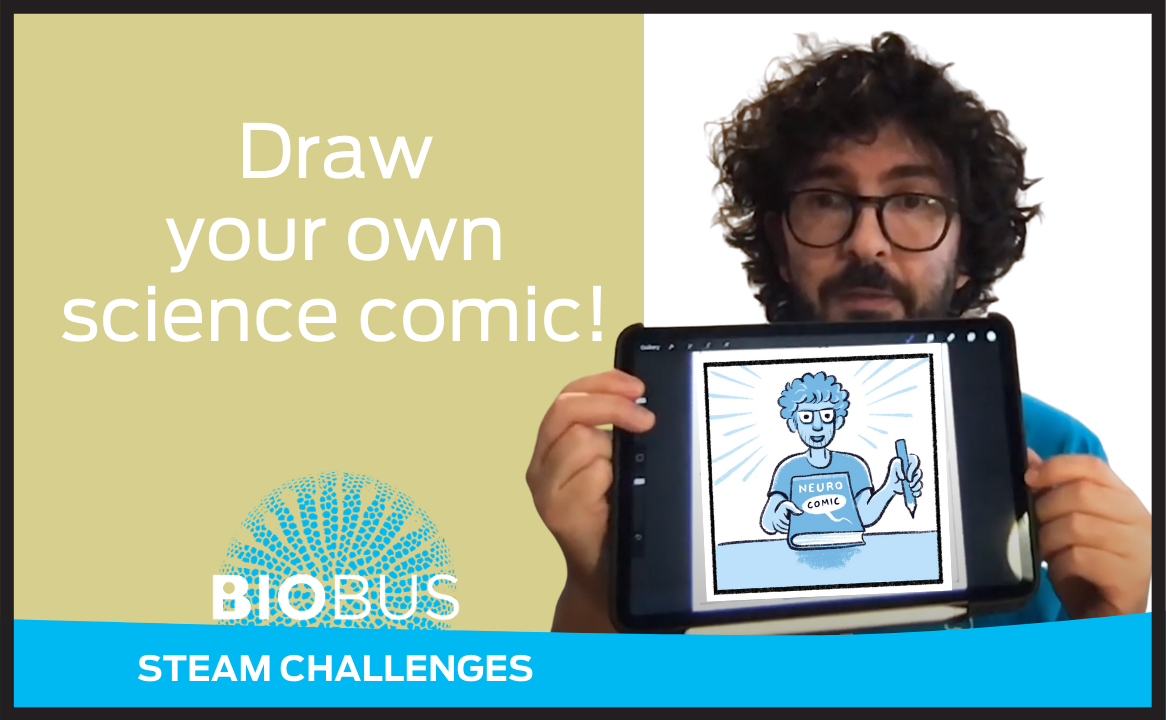 Draw your own science comic!