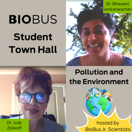 Student Town Hall: Pollution and the Environment