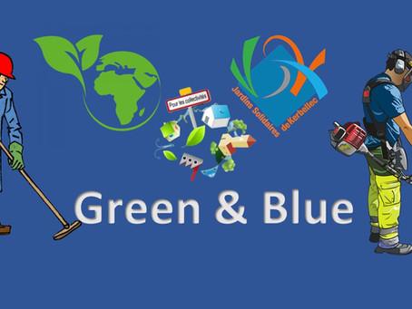 Les JSK proposent Green & Blue!