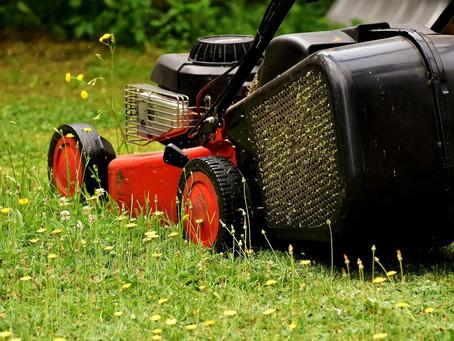 La déduction fiscale pour des travaux d'entretien de vos espaces verts