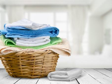 Collecte et livraison à domicile de linge lavé et/ou repassé
