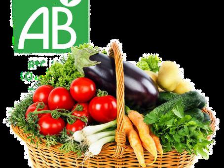 Nouveau ! Livraison d'un panier de légumes bio chez-vous !