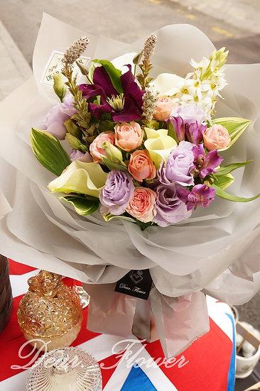 [특가] 자나장미 꽃다발