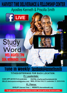 Take your church live on facebook