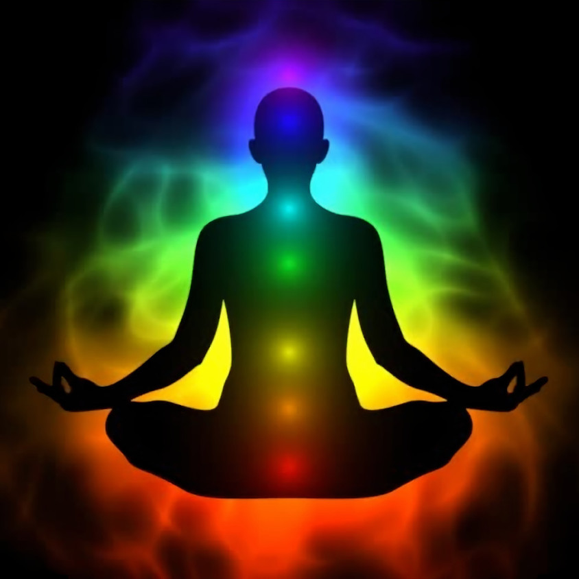 Auras and Chakras! The Rainbow of Healing Colors!