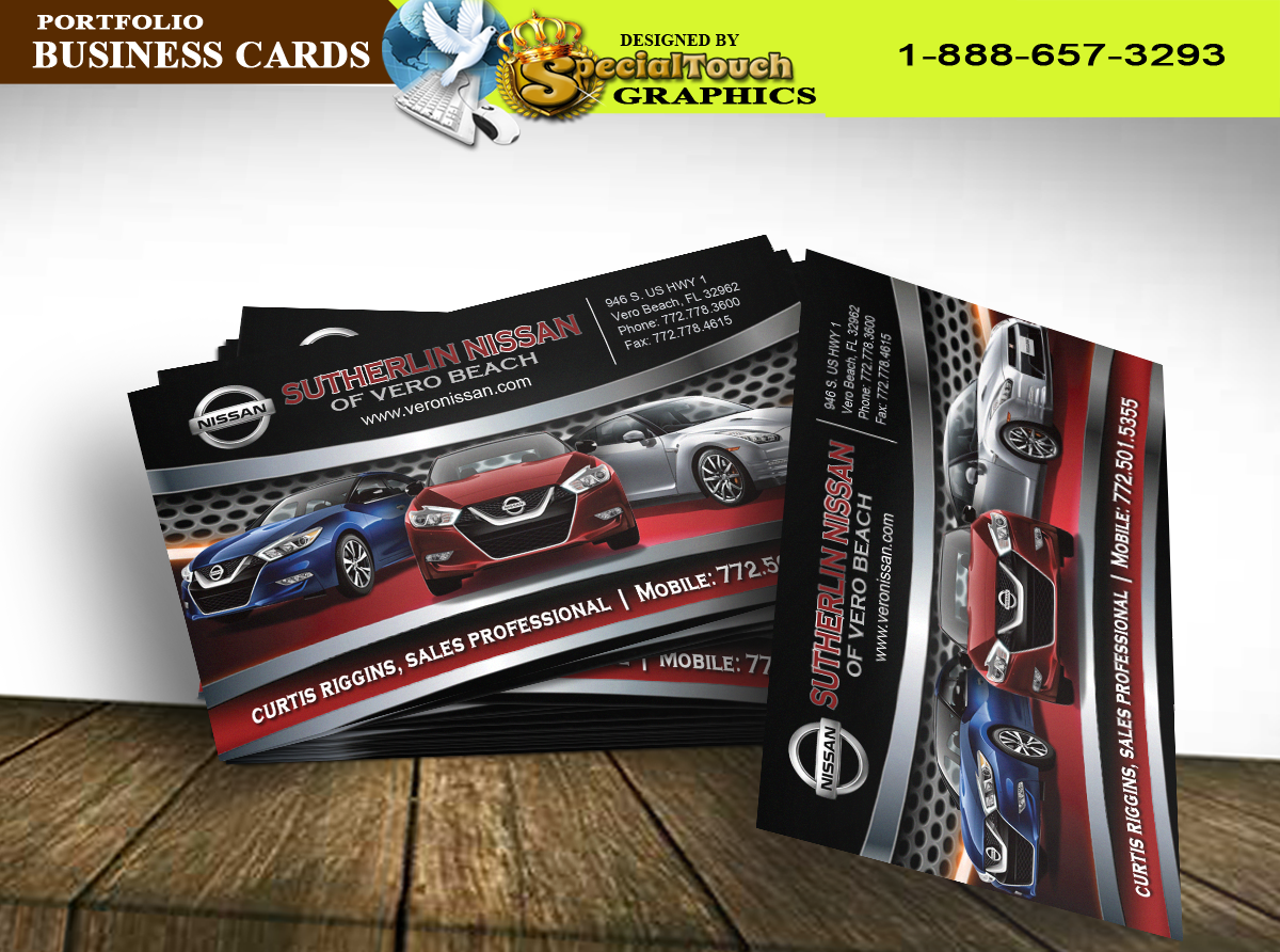 Business-Cards---Vero-Beach-Nissan