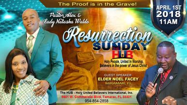 Resurrection Sunday Flyers