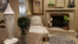 Kitchen Remodel - re-upholstered furniture, quartz countertop, area rugs, paint, decor accent