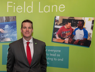 Field Lane trustee awarded MBE in the Queen's New Year's Honour's List