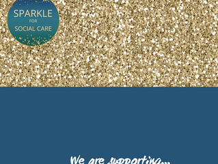 Sparkle for Social Care this Christmas