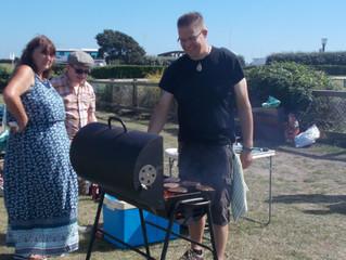 Field Lane's annual BBQ