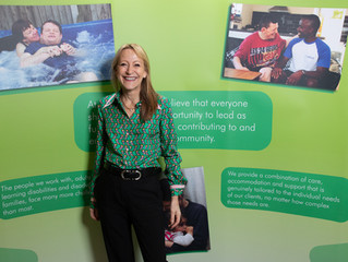 Caroline Terry, trustee, talks about the importance of family in our projects