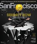 San Francisco Magagine Top Doctors 2018