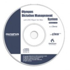 Olympus Dictation Management System (ODMS) software