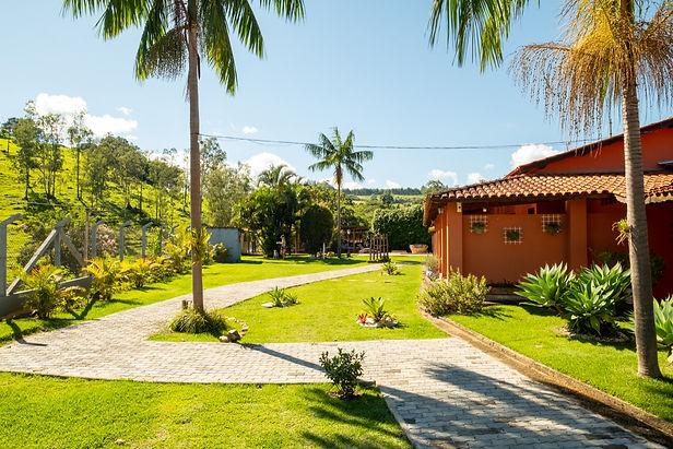 Jardim Pet 2 - Chalés Santa Catarina - S