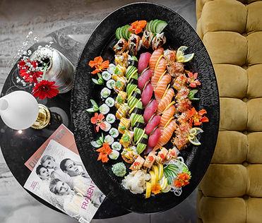 Maki & Sushi Platte_5
