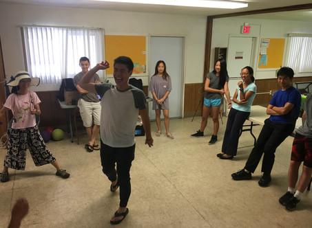 Orenda Week 2 Happiness and Eulogy Virtues