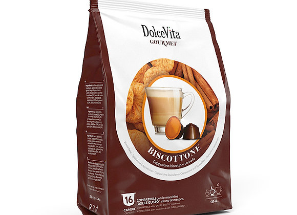 Biscottone Latte - Dolce Gusto Compatible