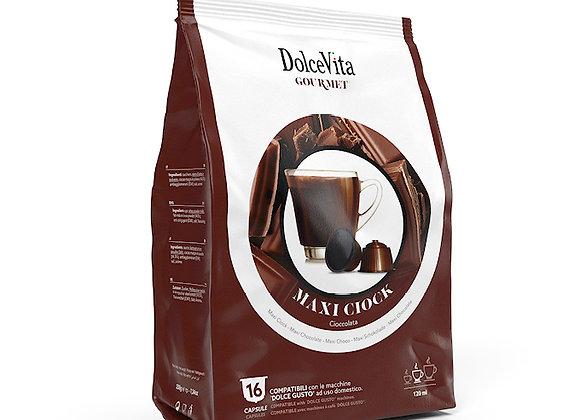 Maxi Cioc (Hot Chocolate) - Dolce Gusto Compatible