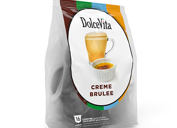 Creme Brulee - Dolce Gusto Compatible
