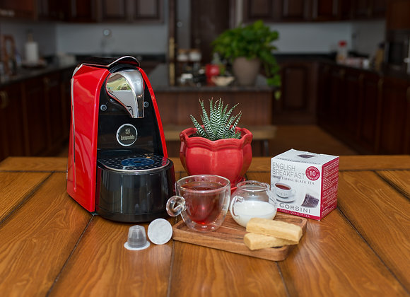 English Breakfast Tea Nespresso Compatible