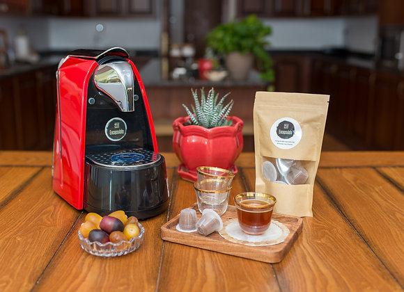 Encapsulate Arabic Coffee Capsules