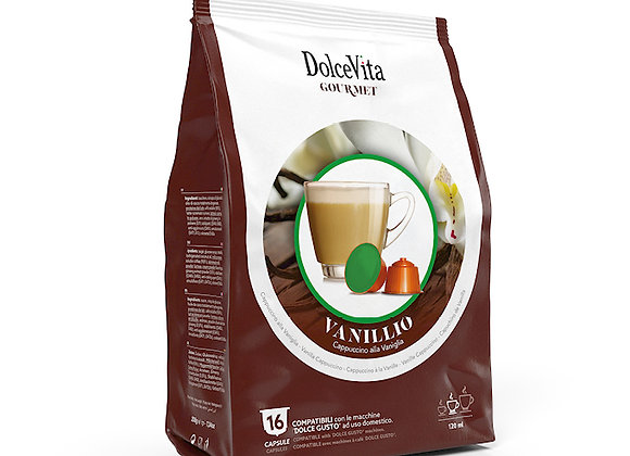 Vanillio - Dolce Gusto compatible