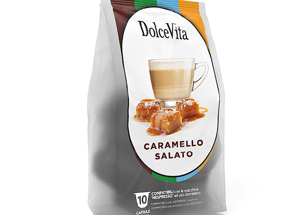 Salted Caramel - Nespresso Compatible