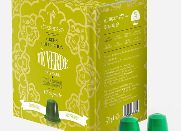 Green Tea - Nespresso Compatible