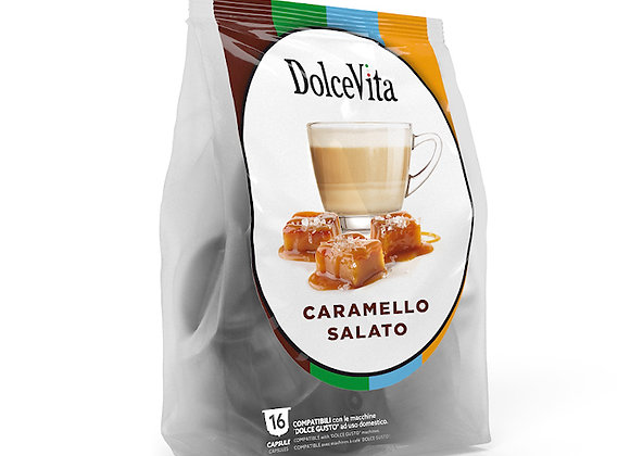 Salted Caramel - Dolce Gusto Compatible