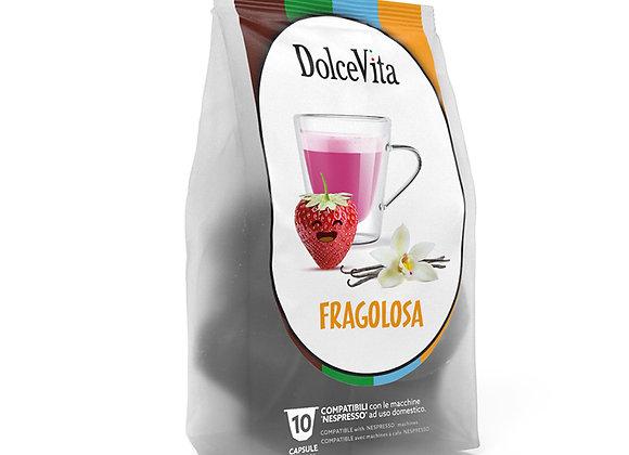Fragolosa (Strawberry Cheesecake) - Nespresso Compatible