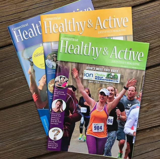 Healthy & Active Magazine