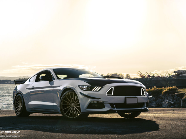 2015 Ford Mustang Eco Boost