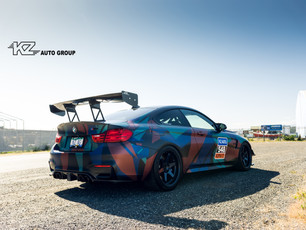 Project Chong-2015 BMW M4
