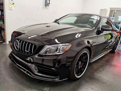 2019 C63S AMG is getting a 2 step paint