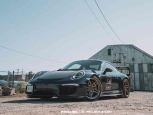 2012 Porsche 911 C2