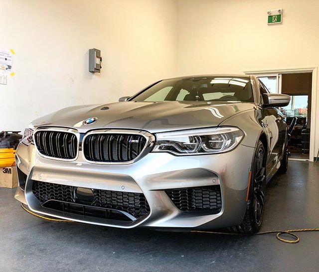 Ceramic Coating Platinum on BMW M5