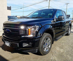 3 Step Paint Correction on Ford F-150 wi